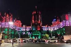 स्वातंत्र्यदिनाच्या पूर्वसंध्येला मुंबई सजली तीन रंगात! शेअर करावेत असे PHOTO