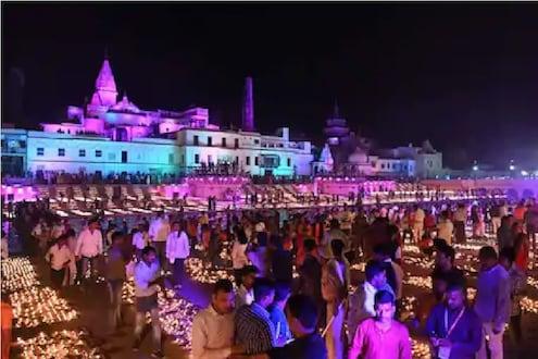 Ayodhya Ram Mandir : भूमिपूजनाआधीच 'रामलल्ला' झाले अब्जाधीश! दानपेटीत जमा आहे इतकी रक्कम