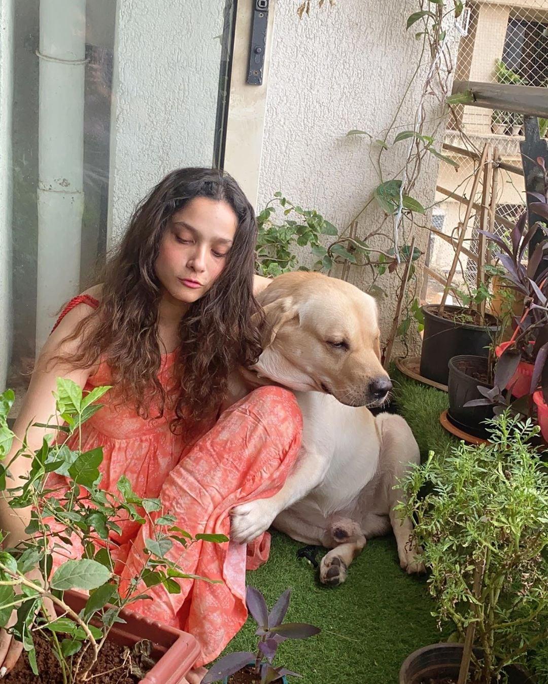 सुशांतच्या मृत्यूला इतके महिने लोटल्यानंतरही अंकिता सुशांच्या मृत्यूच्या दु:खातून बाहेर पडली नसल्याचे तिचे सोशल मीडियावरील पोस्टमधून दिसून येत आहे.