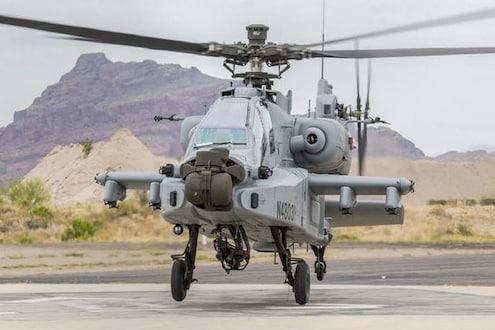 ड्रॅगनच्या कुरघोडीवर संरक्षण मंत्रालयाचा खुलासा, तर जम्मूमध्ये उतरले फायटर हेलिकॉप्टर