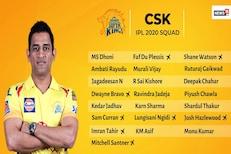 IPL 2020 : धोनीच्या CSK ला पुन्हा एक धक्का; मॅचविनर खेळाडू संघातून बाहेर