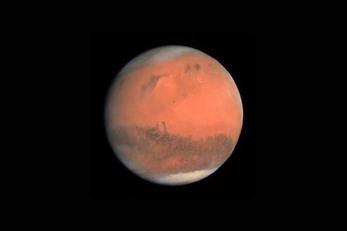 मंगळाच्या ध्रुवावर सापडला मोठा तलाव! जीवसृष्टीची शक्यता बळावली