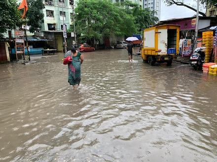 अत्यावश्यक सेवा वगळता आज मुंबई राहणार बंद, महापालिकेनं केलं आवाहन