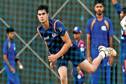 IPL 2020: मुंबई इंडियन्सकडून खेळणार अर्जून तेंडुलकर? 'त्या' फोटोमुळे चाहत्यांमध्ये चर्चा
