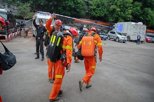 मोठी बातमी! चीनमध्ये कोळशाच्या खाणीत 16 कर्मचाऱ्यांचा गुदमरून मृत्यू