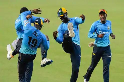 CPL 2020: फक्त 27 चेंडूत संपला सामना, 'या' संघानं मोडला मुंबई इंडियन्सचा 12 वर्षांपूर्वीचा रेकॉर्ड