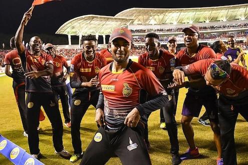 CPL Final 2020: IPL आधी मुंबई इंडियन्सच्या दोन खेळाडूंनी शाहरूखला केलं चॅम्पियन!