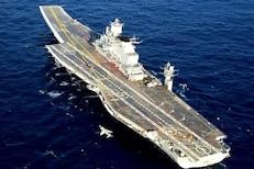 नौदलाची 'मर्दानी' अखेरचा प्रवासाला, INS विराट भंगाराकडे रवाना, शेवटचा VIDEO