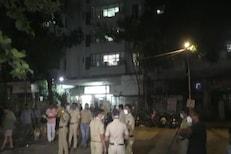 LIVE : बॉम्बच्या निनावी फोननंतर आमदार निवास रिकामं, पोलिसांकडून कसून तपासणी