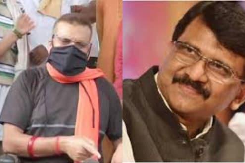 'बिहारकडून मिळालं बक्षीस'; डीजीपी गुप्तेश्वर पांडेयच्या VRS वरुन संजय राऊतांचा सणसणीत टोला