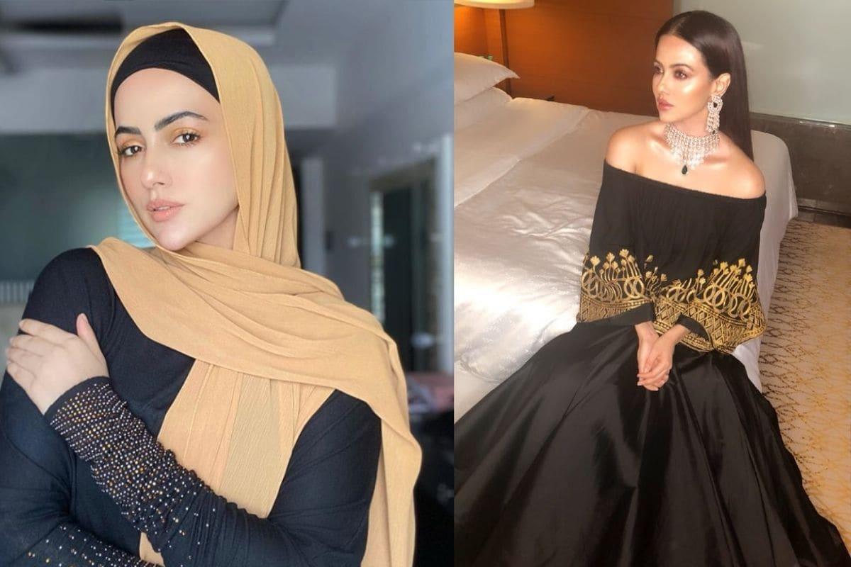 याआधी झायरा वसीम या अभिनेत्रीने देखील इस्लामसाठी बॉलिवूड सोडण्याचा निर्णय घेतला होता. आता सना खानच्या निर्णयामुळे तिच्या चाहत्यांना मोठा धक्का बसला आहे. (फोटो सौ.-instagram/@sanakhaan21)