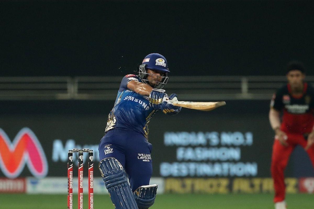 सर्वाधिक सिक्स मारणाऱ्या खेळाडूंच्या यादीत चौथ्या क्रमांकावर मुंबईचा ईशान किशन आहे. त्याने 5 इनिंगमध्ये 14 सिक्स लगावल्या आहेत.