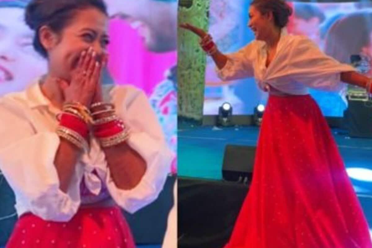 नेहा कक्कर (Neha Kakkar) आणि रोहनप्रीत सिंह (Rohanpreet Singh) यांच्या लग्नाची पूर्ण तयारी झाली आहे. गेल्या अनेक दिवसांपासून नेहा आणि रोहनप्रीतच्या लग्नाची तयारी चर्चा सुरू आहे. अखेर आज नेहाचं लग्न दणक्यात पार पडणार आहे.