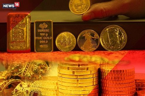 Gold Silver Price : 15 दिवसांत 6 टक्के वाढली किंमत; पुन्हा प्रतितोळा 56,000 रुपये गाठणार सोनं?