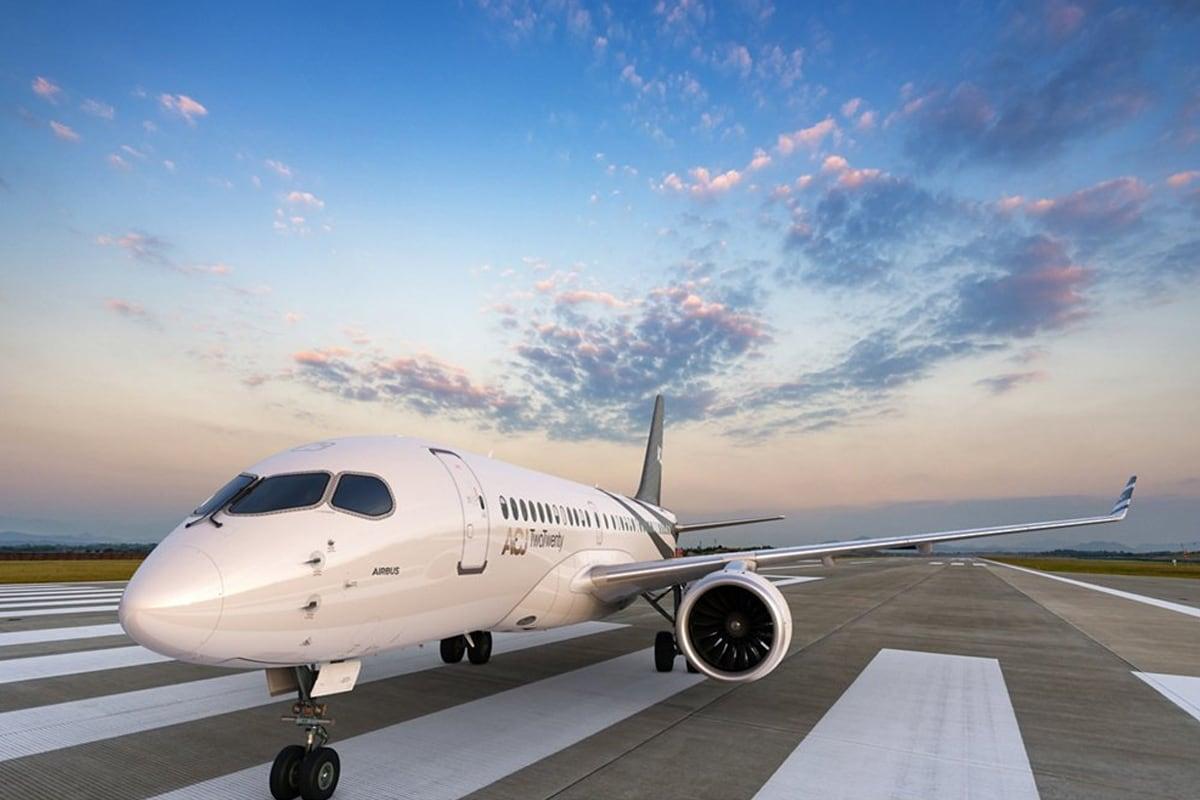 Airbus ACJ 220 जेटमध्ये फक्त 18 जण प्रवास करू शकता.
