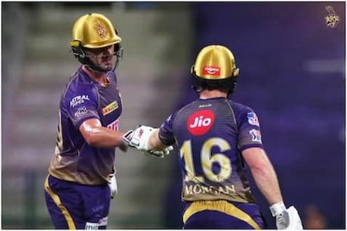 IPL 2020 : कोलकात्याच्या बॅटिंगचा संघर्ष, हैदराबादला विजयासाठी 164 रनची गरज
