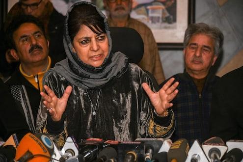 Kashmir: 'देशभक्तीच्या भावनांना ठेच लागली', मेहबुबा मुफ्तींविरोधात 3 नेत्यांचं बंडाचं निशाण