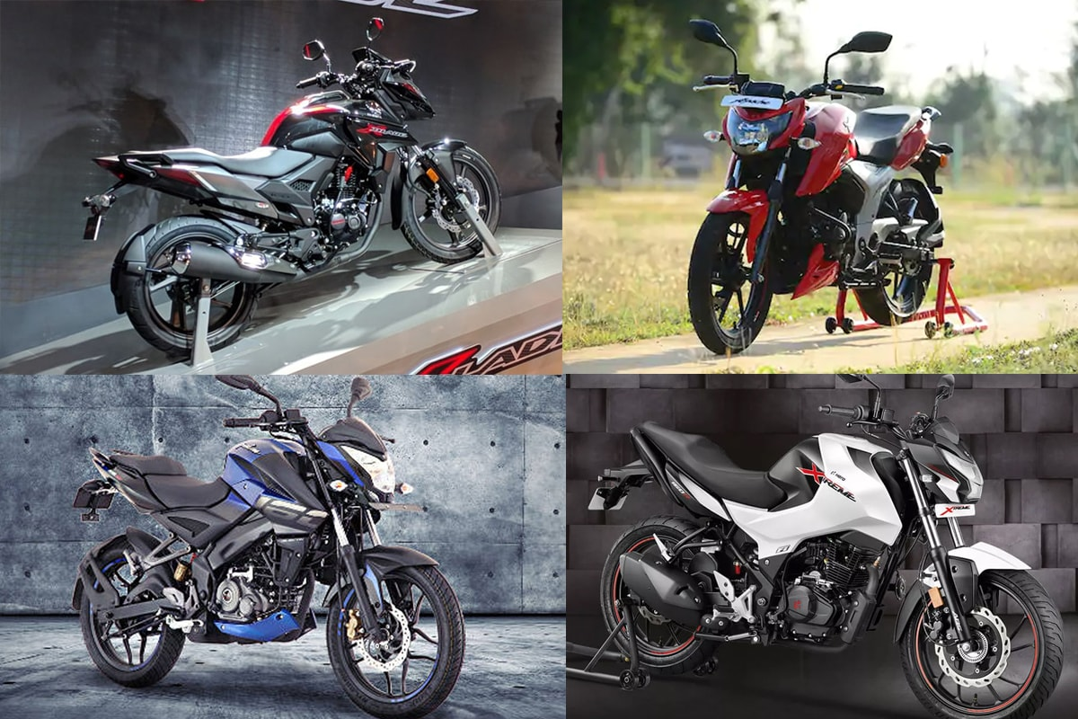 भारतात सण उत्सवाचा हंगाम सुरू झाला आहे. त्यामुळे प्रत्येक जण काहींना काही खरेदी करत असतो. जर तुम्हाला एक दमदार आणि बजेटमध्ये बाइक खरेदी करायची असेल तर त्यासाठी 160 CC हा बेस्ट ऑप्शन आहे. भारतात  Hero Xtreme 160R, Bajaj Pulsar NS160, TVS Apache RTR 160 4V आणि Honda X-Blade या बाइकचा बाजारात जास्त बोलबाला आहे.