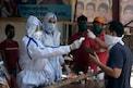 भारतात 8 महिन्यानंतर कोरोनाच्या वेगाला ब्रेक लावण्यात यश, मृत्यूदरात घसरण