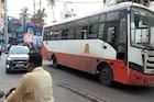 हे फक्त डोंबिवलीतच होऊ शकतं! एसटी बस चालकाने भर रस्त्यातच...पाहा VIDEO