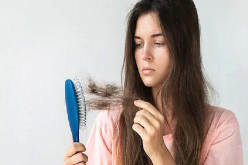 केस गळणं हे Coronavirus चं नवं लक्षण? अभ्यासातून नवी माहिती आली समोर