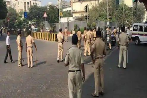 भारत बंद : मुंबई पोलिसांनी दिला आक्रमक इशारा, जबरदस्तीने दुकान बंद करण्याचा प्रयत्न केला तर...