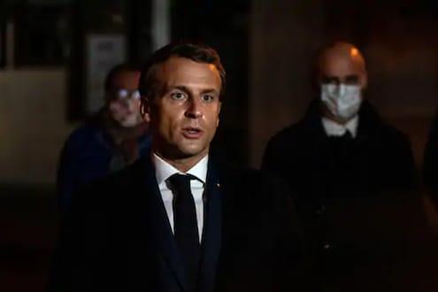 पॅरिसमध्ये हल्लेखोराने शिक्षकाचा गळा कापला, राष्ट्रपती म्हणाले, 'हा इस्लामिक अतिरेकी हल्ला'