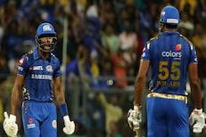 IPL 2020 : पोलार्ड, पांड्या, रोहितची तुफान फटकेबाजी, पंजाबला 192 रनचं आव्हान