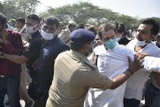 यमुना एक्सप्रेस-वेवर राहुल गांधींसोबत नेमकं काय घडलं? पाहा Exclusive Photos