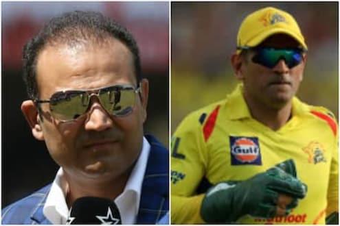 IPL 2020 : 'ही टीम जिंकणारी नाही तर...', सेहवागचा पुन्हा चेन्नईवर निशाणा