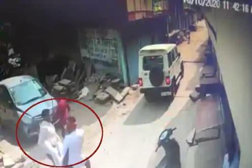 ...आणि दुर्गा अवतरली! अपहरण करणासाठी आलेल्या अज्ञातांना महिलेनं धू-धू धुतलं, पाहा VIDEO