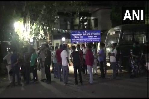 पोलीस ठाण्यासमोर भाजप नेत्याची गोळ्या घालून हत्या, नेत्यांकडून बंदचं आवाहन