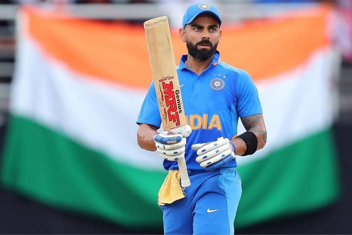 ऑस्ट्रेलिया दौऱ्यावर असलेली भारतीय क्रिकेट टीम (Team India) सध्या जोरात सराव करत आहे. कर्णधार विराट कोहली (Virat Kohli) च्या आक्रमक बॅटिंगमुळे सीके नायडू इलेव्हन टीमने रणजीत सिंहजी इलेव्हन टीमचा 5 विकेटने पराभव केला.