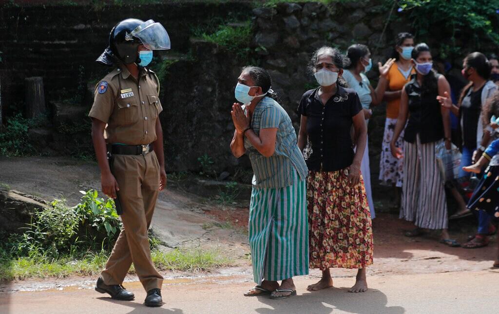 8 Dead 55 Injured In Sri Lankan Prison Riot