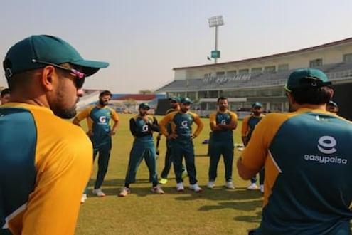Pakistan vs New Zealand: न्यूझीलंड दौऱ्याआधी पाकिस्तानचा संघ अडचणीत, 6 खेळाडू कोरोना पॉझिटिव्ह