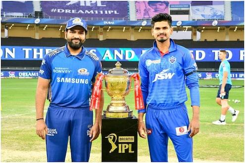 IPL 2020 : फायनलमध्ये दोन मुंबईकर भिडणार! पाहा मुंबईचं रेकॉर्ड भारी का दिल्लीचं