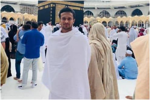 शाकीब अल हसनने मागितली माफी, काली मातेच्या पुजेनंतर मिळाली होती धमकी