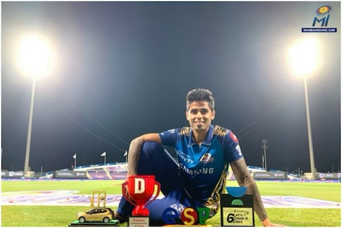 टीम इंडियामध्ये निवड न झालेल्या सूर्यकुमारला सचिनने केला होता मेसेज
