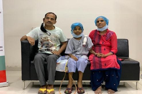 लाडक्या लेकीसाठी वडिलांचं 'यकृत' दान, नागपूरातल्या दमलेल्या बाबांची थक्क करणारी कहाणी