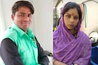 5 वर्षांच्या सुखी संसार एका वादाने संपला,पतीच्या आत्महत्येनंतर पत्नीचा गळफास