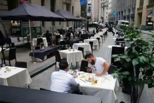 बापरे! रेस्टॉरंट, जिम, प्रार्थनास्थळं? नव्या संशोधनानुसार 'या' ठिकाणी Covid-19 संसर्गाची दाट शक्यता