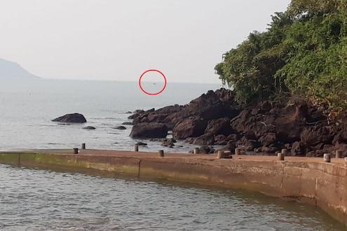 मुंबईजवळील समुद्रात बोट बुडाली, 2 तास पोहून 6 जणांनी वाचवला स्वत:चा जीव