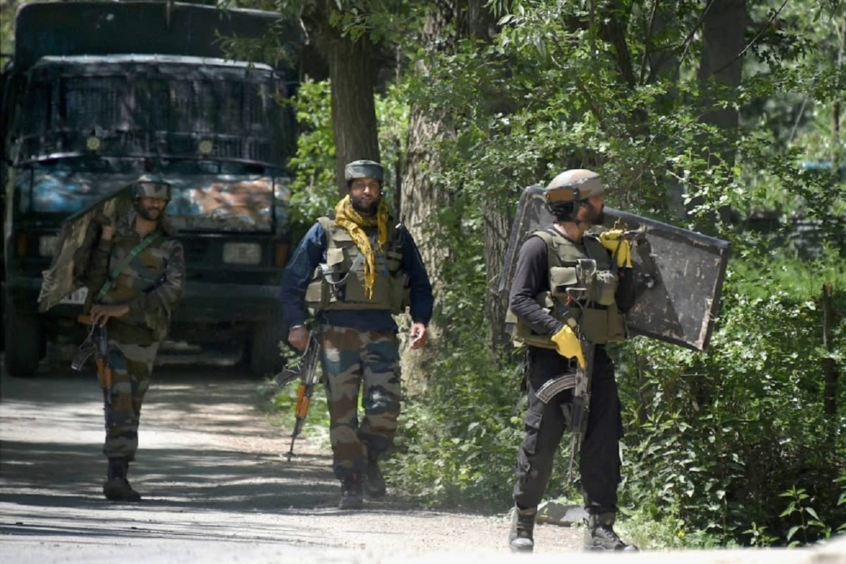 repeat of the Pulwama attack was avoided