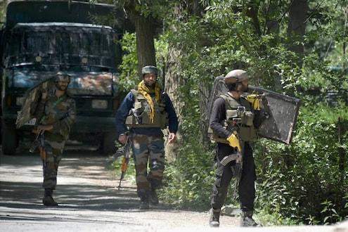 पाकिस्तानने केलं पुन्हा शस्त्रसंधीचं उल्लंघन, BSFचा अधिकारी शहीद