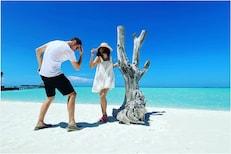 कुछ तो गडबड है दया! सेलिब्रिटींचे मालदीवमधील फोटो पाहून सोशल मीडियावर चर्चा
