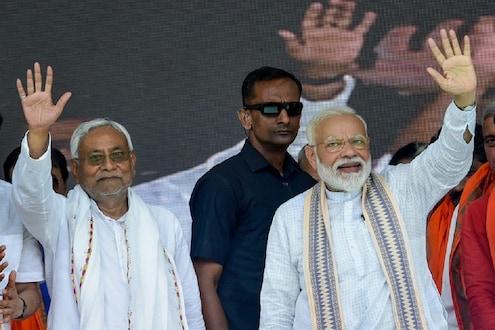 बिहार निकालांवर नितीश कुमारांनी सोडलं मौन, पंतप्रधान मोदींबद्दल व्यक्त केली भावना