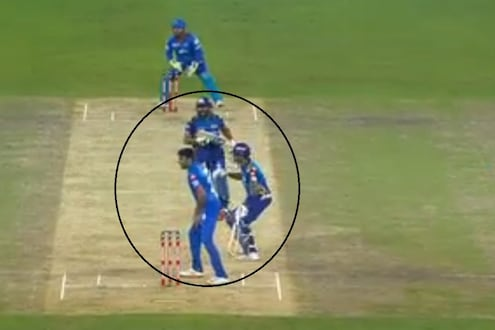 IPL Final: रोहित शर्माच्या अर्धशतकापेक्षा सूर्यकुमारचं 'ते' बलिदान ठरलं मुंबईसाठी महत्त्वाचं, पाहा त्या क्षणाचा VIDEO