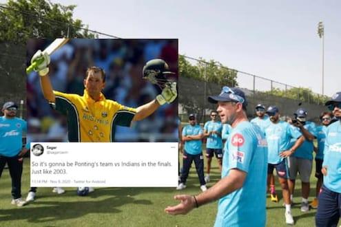 IPL 2020 : महामुकाबल्याआधी चाहत्यांना भारत-ऑस्ट्रेलिया वर्ल्ड कप फायनलची आठवण