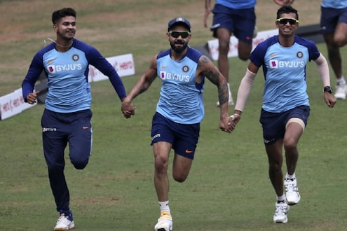 India vs Australia : रोहितच्या जागी 'या' मुंबईकर खेळाडूला मिळणार कसोटी संघात जागा, विराटचा आहे खास