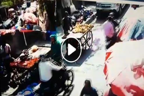 मनसे नेत्याच्या हत्येप्रकरणी मोठी अपडेट, घटनेचा LIVE CCTV व्हिडिओ आला समोर